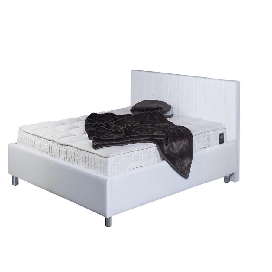 Gestoffeerd bed Evelyn