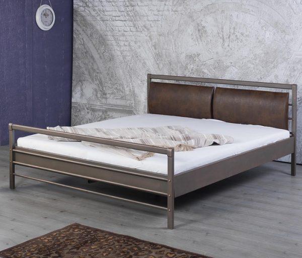 Aurora metalen bed