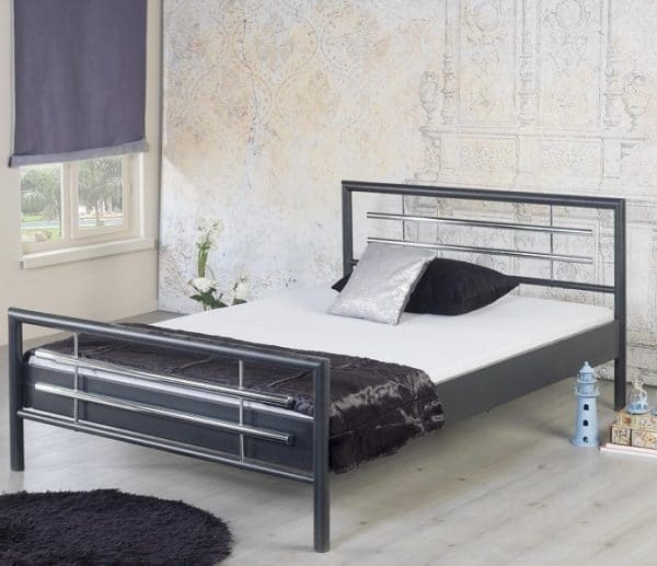 Holly metalen bed