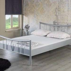 Luisa metalen bed