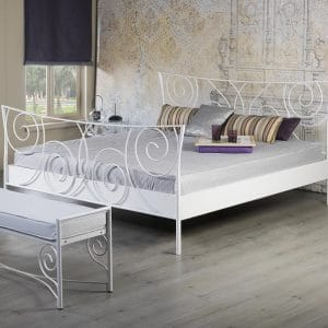 Sofia metalen bed