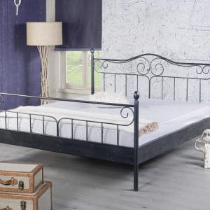 Virginia landelijk metalen bed
